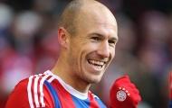 Arjen Robben bỏ ngỏ khả năng trở lại thi đấu mùa giải tới