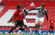 Pogba và Fernandes sát cánh, Man Utd thất thủ trước West Brom