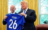 Donald Trump thề không xem đội tuyển Mỹ thi đấu