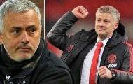 Sau 2 năm, Mourinho vẫn nói 1 điều về Solskjaer với người khác