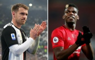 'Juventus sẽ dùng 2 cầu thủ đó để mang về Pogba'