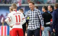 'Vị tướng tài' bằng tuổi Messi cam kết tương lai tại Leipzig