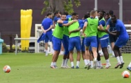 Thắng tưng bừng 7-1, Chelsea trở lại tập luyện đầy hưng phấn