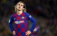 Vì sao Griezmann đang chết mòn ở Barca?