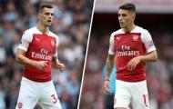 Arsenal lên kế hoạch tống khứ 2 tiền vệ