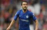 Gia nhập AS Roma, Pedro có hành động không tưởng đối với Chelsea