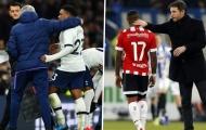 'Ông ấy có nét tương đồng với Mourinho cả về con người và phong cách huấn luyện'