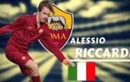 Alessio Riccardi: Totti mới của AS Roma