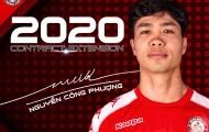 CHÍNH THỨC: Công Phượng gia hạn với CLB TP.HCM, gắn bó đến hết V-League 2020