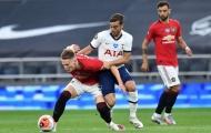3 cầu thủ Man Utd hay nhất trận hòa Tottenham là ai?
