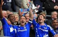5 đồng đội tuyệt vời nhất của Frank Lampard