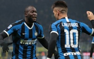 Lukaku rực sáng, Inter thu hẹp khoảng cách với Juventus