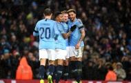 Man City hủy diệt Burnley và dàn dự bị 'siêu chênh lệch' giữa hai đội