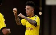 Dortmund muốn 100 triệu bảng, Man United chốt xong thương vụ Sancho