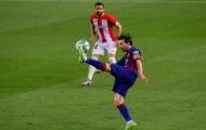 Messi mừng sinh nhật bằng dấu mốc đẹp