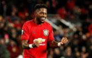 Man United chuẩn bị ký hợp đồng 3 năm với tiền vệ người Brazil