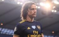 Thành tích của Arsenal khi có và không có David Luiz