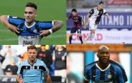 10 cầu thủ dẫn đầu danh sách ghi bàn Serie A 2019 - 2020: Ronaldo vẫn xếp sau 1 người