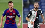 Trao đổi Miralem Pjanic với Arthur Melo Barca, HLV Sarri nói gì?