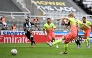 Thắng dễ Newcastle, Man City đụng Arsenal ở bán kết