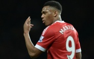 Evra: 'Man United làm 1 điều khiến Martial thật sự thất vọng'
