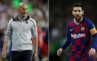 Messi chán nản muốn rời Barca, Zidane lập tức đưa ra lời khuyên