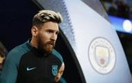 Messi chuyển đến thi đấu cho Man City là có thật