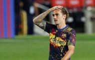 Quyền lực của Messi đẩy Griezmann tới vực thẳm