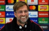 Jurgen Klopp chỉ ra 2 ứng cử viên cho chức vô địch Champions League