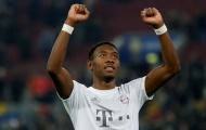 Bayern đưa ra phán quyết cuối cùng về 'mảnh ghép đa năng'