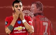 MU: Bruno Fernandes và hình bóng Cantona