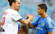 Zlatan và Ronaldo, ai sẽ quyết định đại chiến Milan - Juve?