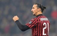 Zlatan tiếp tục ghi bàn, Milan san bằng thống kê 31 năm trước Juventus