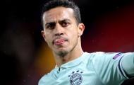2 gã khổng lồ cản trở Liverpool chiêu mộ Thiago