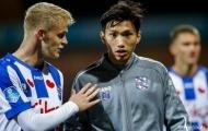 'SC Heerenveen không giữ chân Đoàn Văn Hậu là vì... '