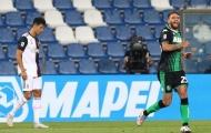 Ronaldo tịt ngòi, Juve không thắng trận thứ 3 liên tiếp