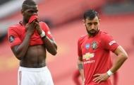 Pogba: 'Khi Bruno Fernandes đến, tôi biết mình cần làm 1 điều'