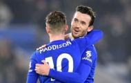 XONG! 2 ngôi sao được thèm muốn nhất Leicester nghỉ thi đấu đến hết mùa