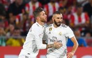 Bộ đôi PSG 'cosplay' Ramos - Benzema, PSG thắng đậm 7-0