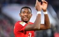 Rõ thời gian Bayern đưa phán quyết về tương lai của Alaba