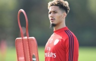 Rời CLB gia nhập Arsenal, 'viên ngọc hàng thủ' gửi lời chia tay buồn
