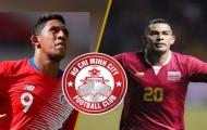 NÓNG: CLB TP.HCM kích nổ 'bom tấn' giữa mùa, chiêu mộ 2 tuyển thủ Costa Rica