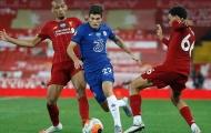 Lampard lên tiếng, hé lộ lí do Pulisic ngồi dự bị ở trận Liverpool