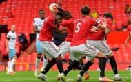 Greenwood 'cứu' Pogba, Man Utd chễm chệ ở top 3 Premier League