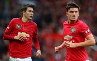 Không yên tâm về Maguire - Lindelof, Man United sắp thâu tóm trung vệ 65 triệu bảng