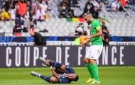 HLV PSG phá vỡ im lặng về hình ảnh đau đớn của Mbappe