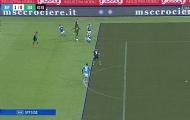 Đội bóng Serie A thua tức tưởi sau khi bị từ chối 4 bàn thắng