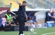 Gattuso: 'Chúng tôi sẵn sàng chiến với Barcelona, nhưng ...'