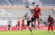 Liverpool ngược dòng ngoạn mục, đánh bại Newcastle