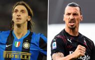 Zlatan lập kỷ lục vô tiền khoáng hậu cho bóng đá thành Milan